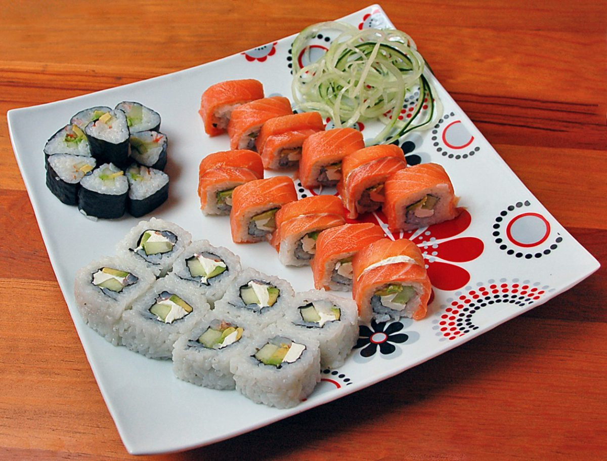 Kuchnia japońska, czyli nie tylko sushi