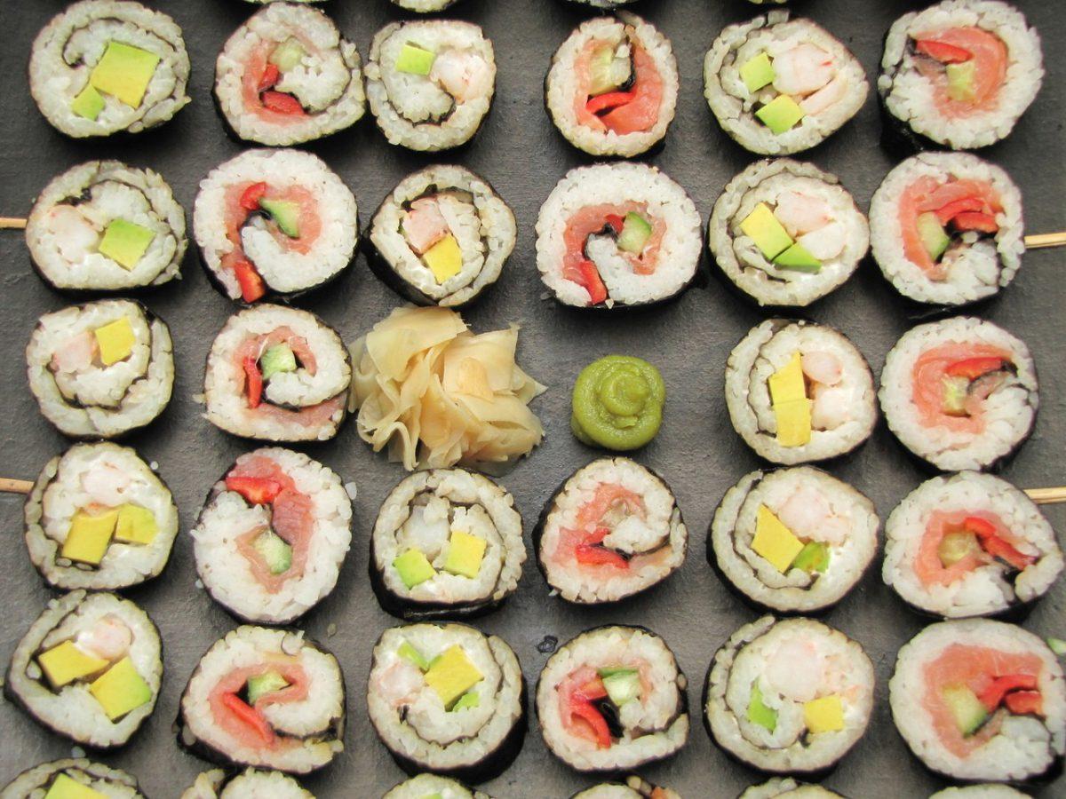 Kuchnia orientalna i jej tajemnice czyli, jak spożywać tradycyjne, japońskie sushi